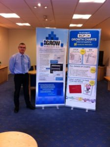 RCPCH banners