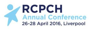 RCPCH Conference Logo