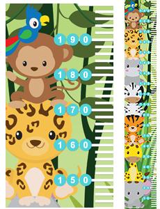 Paediatric Height Chart